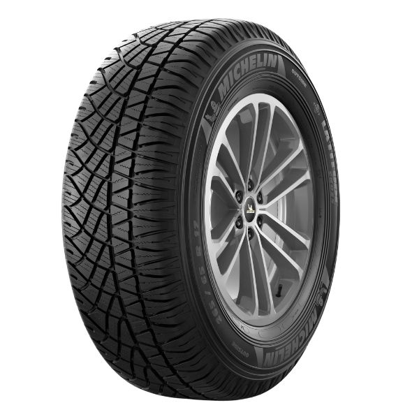255/55 R18 109V XL TL LATITUDE CROSS MICHELIN