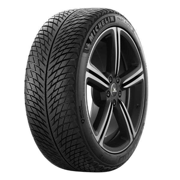 225/50 R17 98H XL TL PILOT ALPIN 5  MICHELIN
