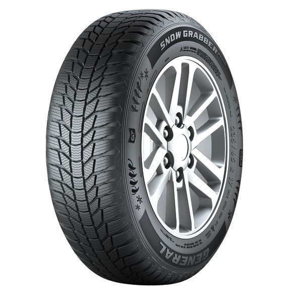 215/65R16 98H FR SNOW GRABBER PLUS GENERAL